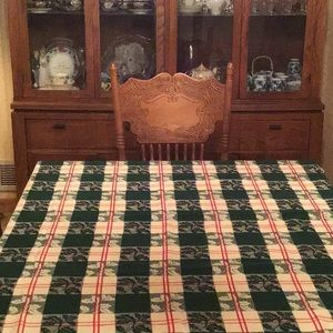 Other - Country Christmas tablecloth